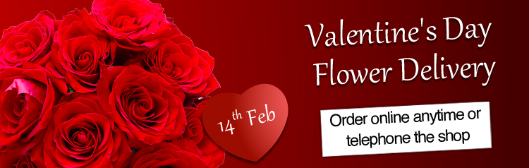 Valentine S Day Flowers Peterborough By Twiggs Bows Florist